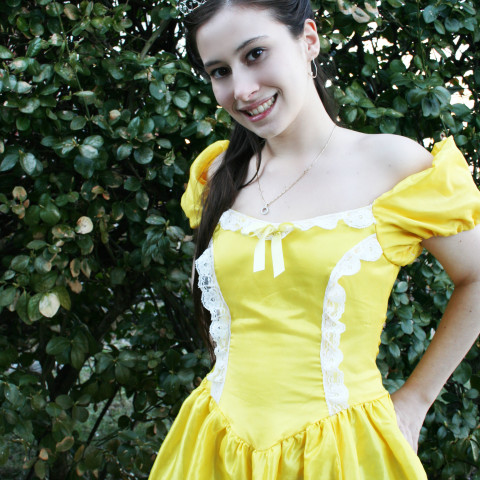 princess belle characters NYC