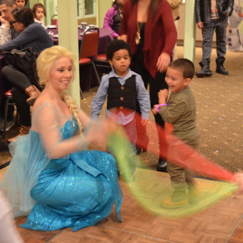 princess elsa for hire ny